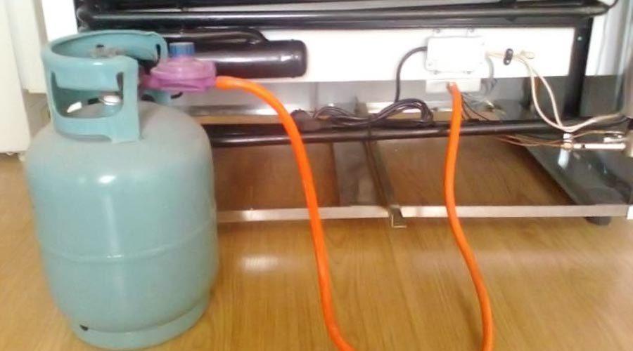 Tất cả về thay gas tủ lạnh