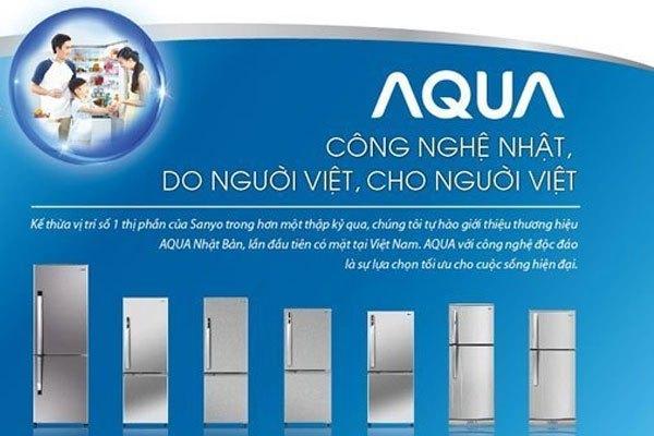 Tủ lạnh Aqua với dung tích đa dạng cho bạn lựa chọn dễ dàng hơn cho căn nhà của mình