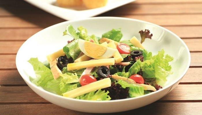 Salad sẽ giúp vực dậy vị giác của bạn trong thời tiết oi bức
