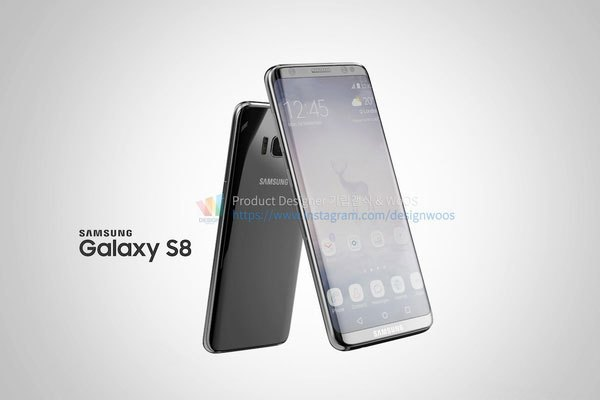 Điện thoại Galaxy S8 sẽ trang bị chip xử lý mới nhất và RAM 6 GB