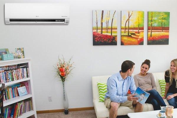 Máy lạnh LG V10APQ vừa sang trọng lại vừa đuổi muỗi hiệu quả