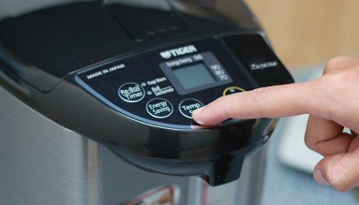 Tiết kiệm điện với bình thủy điện Tiger