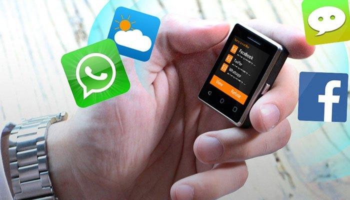 Vphone S8 với những chức năng như smartphone thông thường