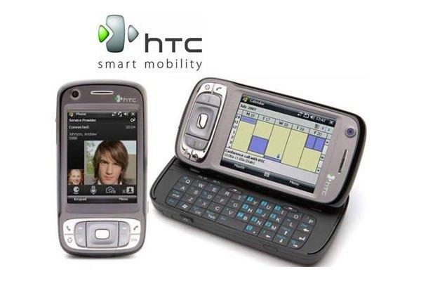 Điện thoại HTC TyTN vận hành trên Windows Mobile