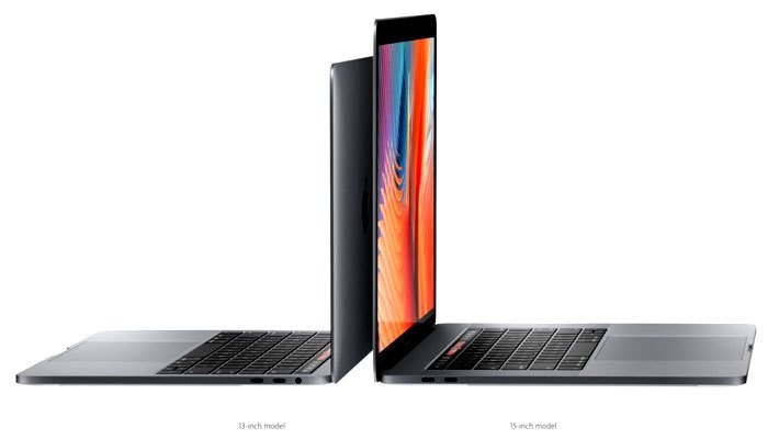 Thiết kế MacBook Pro 2016 mỏng và nhẹ hơn phiên bản trước đó