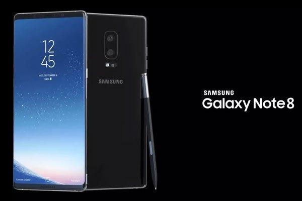 Thiết kế tiện dụng, cấu hình mạnh mẽ, camera kép ổn định là một vài cải tiến đáng mong đợi trên điện thoại Note 8 lần này