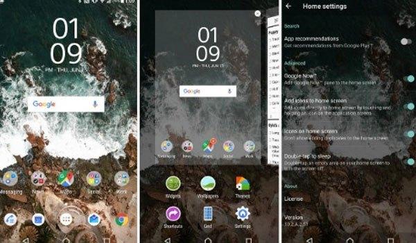 Nhấp đúp màn hình điện thoại Sony Xperia XZ Premium để bật chế độ ngủ nhanh chóng hơn