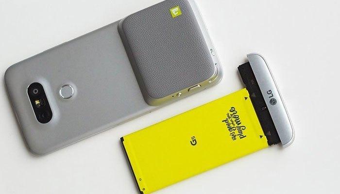 LG G5 là mẫu điện thoại mang đến sự khác biệt