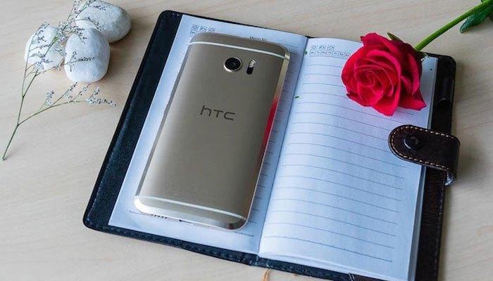 Điện thoại HTC 10 mang đến âm thanh tuyệt hảo