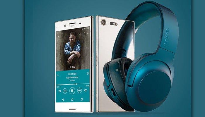 Điện thoại Xperia XZ Premium mang đến bạ âm thanh thực thụ như đang trong phòng thu