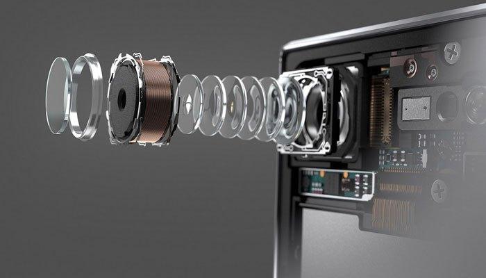 Mọi khoảnh khắc kỉ niệm sẽ được lưu giữ kịp thời với camera Motion Eye của điện thoại Xperia XZ Premium