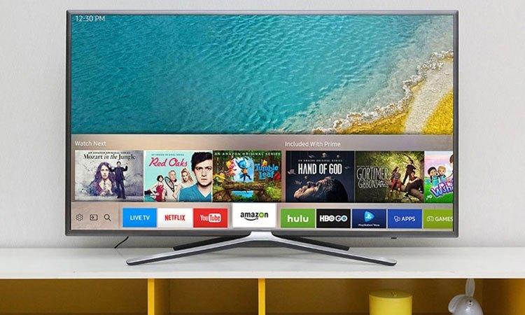 Tivi LED Sony k5520 hiển thị chất lượng hình ảnh sắc nét đến kinh ngạc.