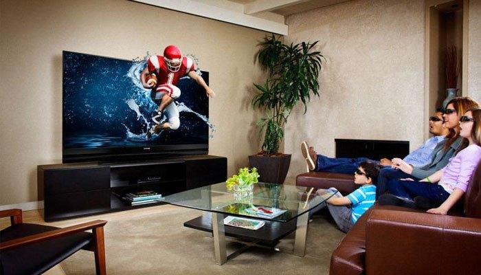 Thị trường tivi 3D ngày càng phong phú với những mẫu mã và tính năng cải tiến