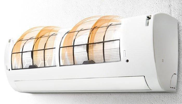 Máy lạnh LG có khả năng tự động hong khô dàn tản nhiệt