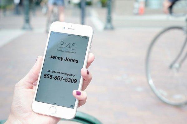 Đặt màn hình khóa điện thoại kiểu này để đảm bảo an toàn bạn nhé!