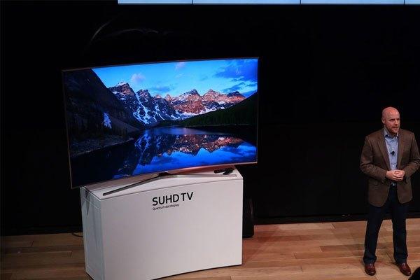 Samsung SUHD KS9800 là chiếc SmartTV màn hình cong với nhiều tính năng nổi bật