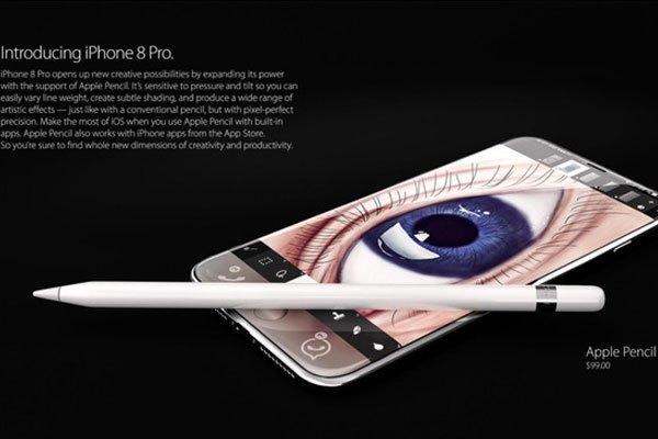 Điện thoại iPhone 8 sẽ có phiên bản dành riêng cho người dùng chuyên nghiệp
