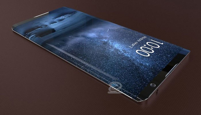 Concept Nokia Edge - mẫu điện thoại đánh vào phân khúc cao cấp