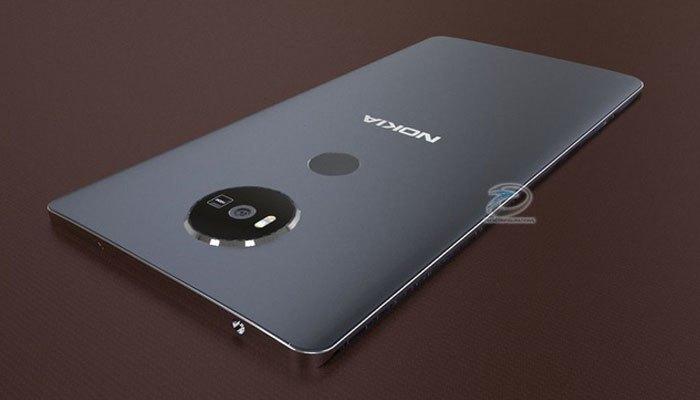 Điểm trừ nho nhỏ của điện thoại Nokia Edge chính là camera lồi lên khá nhiều, dễ dẫn đến tình trạng trầy xước camera khi sử dụng.