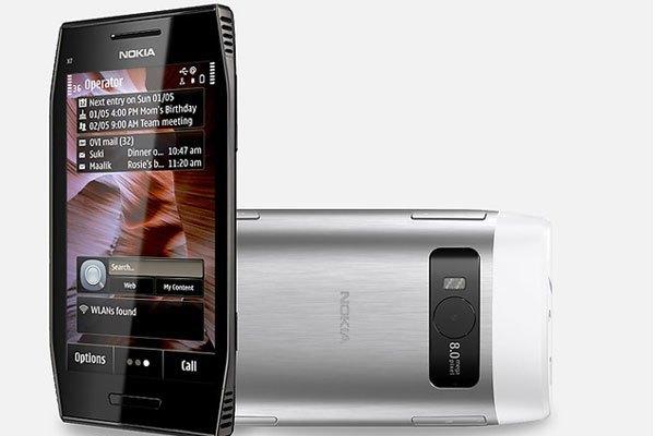 Nokia X7 là điện thoại cuối cùng của hãng sử dụng hệ điều hành Symbian