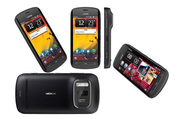 """Điện thoại Nokia 808 PureView đánh dấu cuộc cách mạng lớn của """"ông trùm"""" Nokia."""