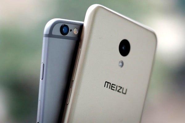 Kiểu dáng điện thoại Meizu M5 dễ khiến ta liên tưởng nhiều đến iPhone 6 và iPhone 7 của Apple bởi những góc bo tròn mềm mại thay vì những smartphone Android khác, dù đây là một model Android 2 sim phân khúc giá rẻ