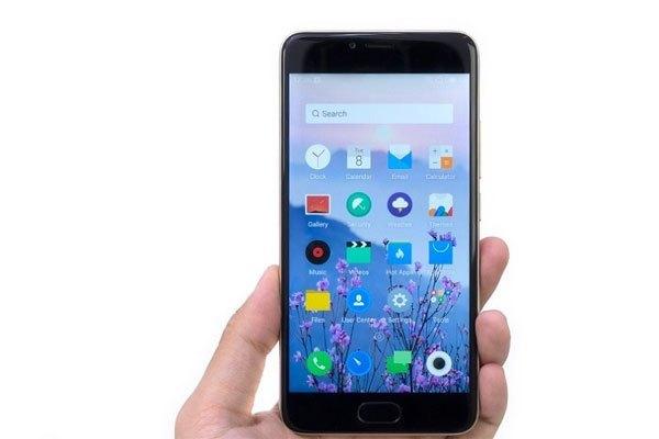 Điện thoại Meizu M5 là phiên bản tiếp nối của đàn anh Meizu M3s