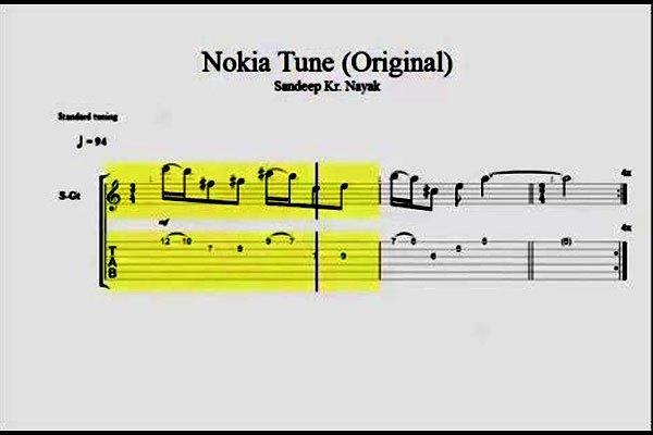 """Đây là giai điệu bản nhạc chuông """"huyền thoại"""" của Nokia"""