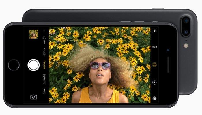 Chụp ảnh nhanh chóng với điện thoại iPhone 7 chỉ bằng nút tăng âm lượng