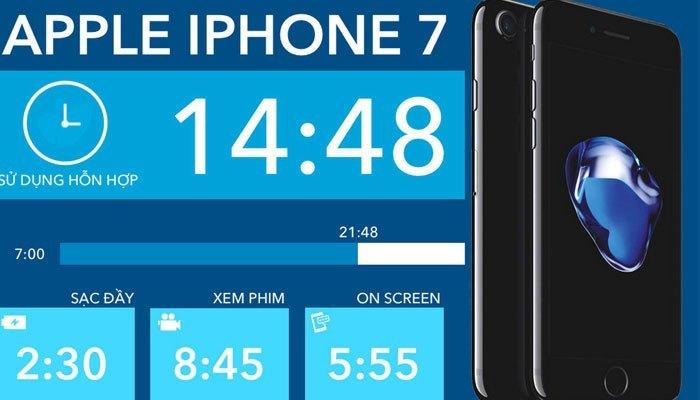 Tăng thời lượng pin của iPhone với những cách thật đơn giản