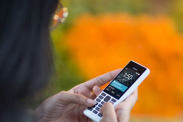 """""""Pin trâu"""" chính là một điểm mạnh của điện thoại Nokia 150"""