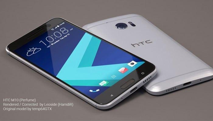 HTC 10 được nâng cấp pin lên đến 3000 mAh