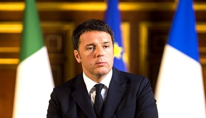 Thủ tướng Ý Matteo Renzi nổi tiếng là fan của Apple