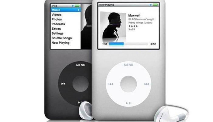 iPod - món đồ xa xỉ lúc bấy giờ của các 8X 9X