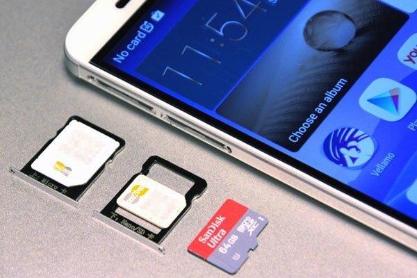 Sở hữu SIM 4G và lắp vào điện thoại hỗ trợ mạng 4G (cần lắp vào SIM 1 nếu điện thoại có 2 SIM).
