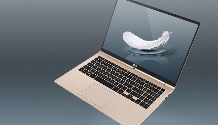 Máy tính xách tay LG Gram với ngoại hình khá giống Apple