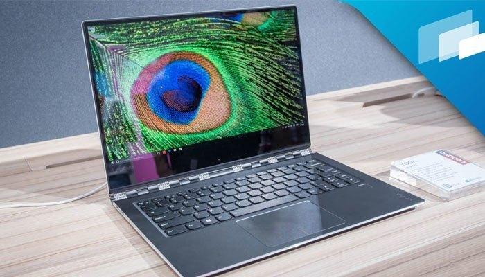 Máy tính xách tay Lenovo Yoga 910 được chăm chút tỉ mỉ về thiết kế