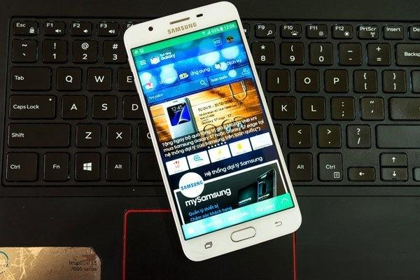 Ứng dụng Quà Tặng Galaxy được Samsung hỗ trợ trên các dòng điện thoại, máy tính bảng Galaxy