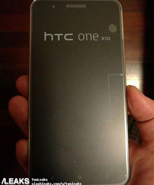 """Cuối cùng chiếc điện thoại HTC One X10 đã xuất hiện lại với hình ảnh """"đập hộp"""" vừa qua"""
