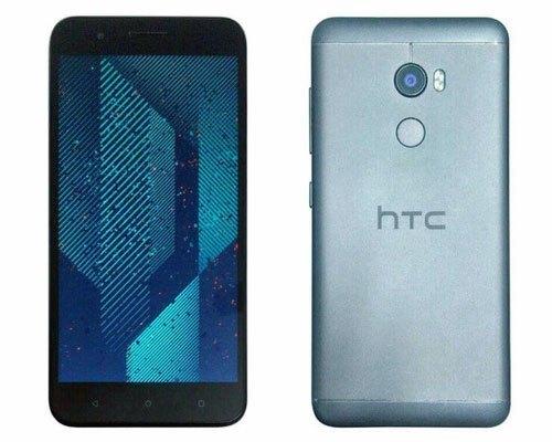 Hình ảnh của chiếc điện thoại HTC được Blass đăng tải hồi đầu năm