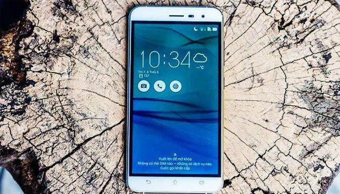 Điện thoại ZenFone 3 ZE552KL với độ phân giải sắc nét là sản phẩm đột phá mới của Asus