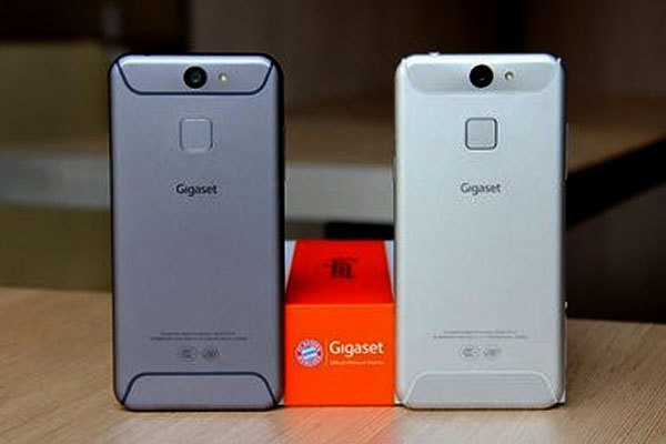 Điện thoại Arbutus Gigaset được nâng cấp dung lượng pin lên đến 3320 mAh