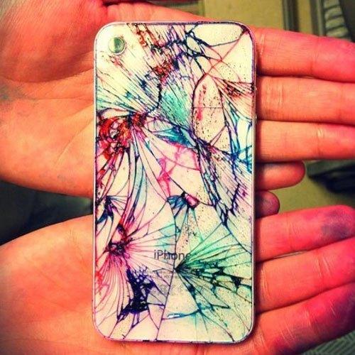 Nghệ thuật đấy nhưng không có nghĩa là bạn không cần chiếc iPhone mới