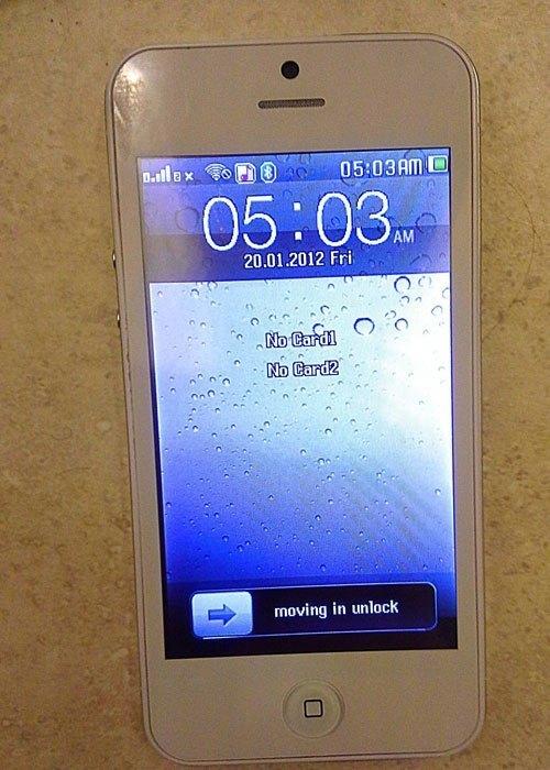 """Điện thoại iPhone 2 sim 2 sóng online đây bà con! Tim Cook có lẽ sẽ """"ngã ngửa"""" khi nhìn thấy chiếc máy này."""