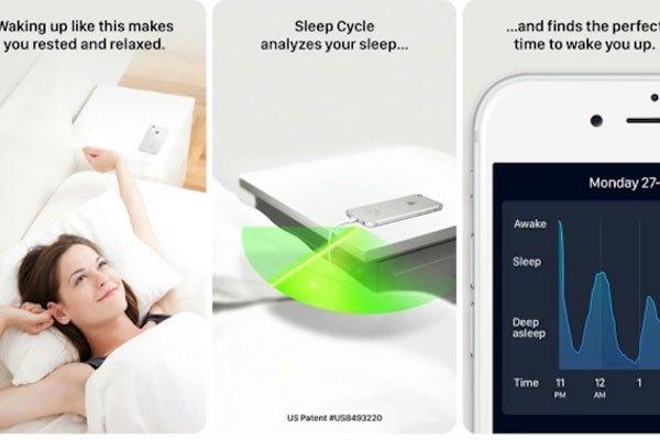Cài ngay ứng dụng Sleep Cycle về điện thoại của bạn