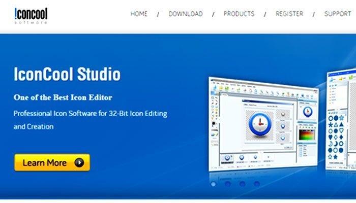 Tải về máy tính phần mềm IconCool Studio