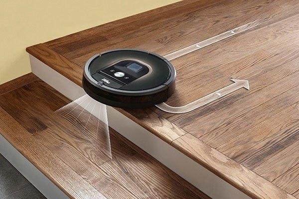 Sản phẩm đo ni đóng giày cho người lười: robot quét dọn Roomba