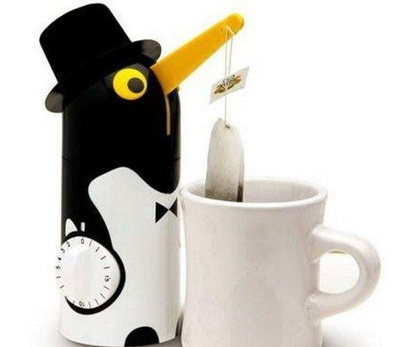 Sản phẩm đo ni đóng giày cho người lười: thiết bị tự chỉnh giờ pha trà