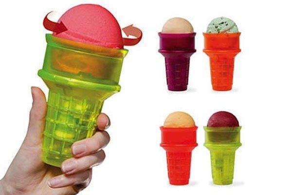 Sản phẩm đo ni đóng giày cho người lười: thiết bị chuyên cho việc ăn kem