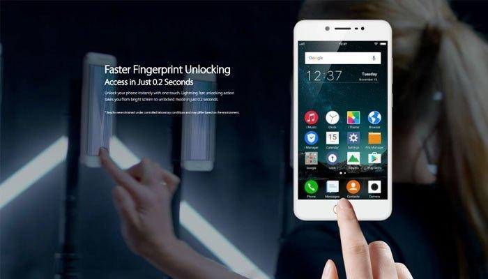 """Điện thoại Vivo V5 cấu hình mạnh, """"pin trâu"""" sẽ đáp ứng tốt nhu cầu giải trí của bạn"""